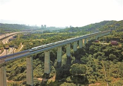 2020年中国铁路将投产新线逾4000公里以上 其中高铁占2000公里